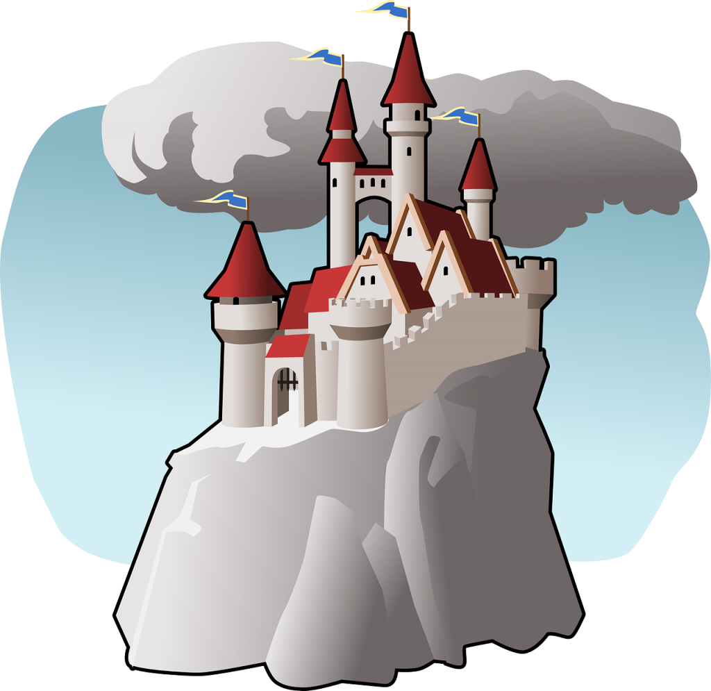 Pixaby Schloss