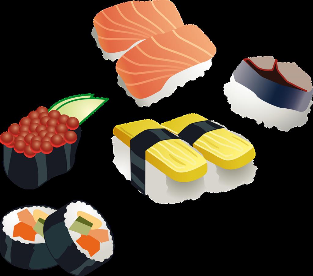 Pixaby Sushi